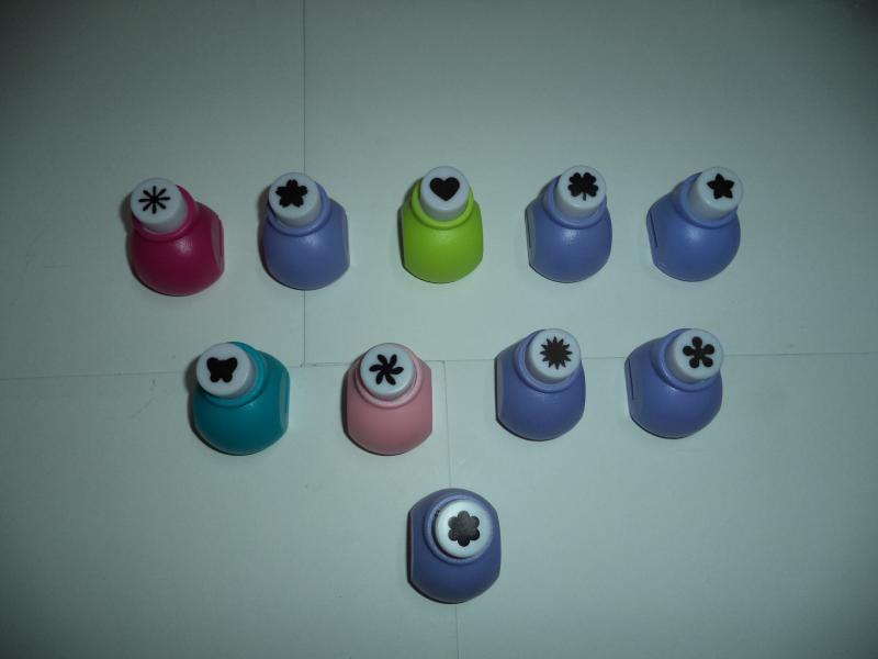MINI PUNCHES SET 2