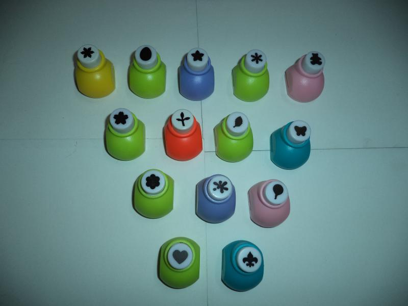 MINI PUNCHES SET 10