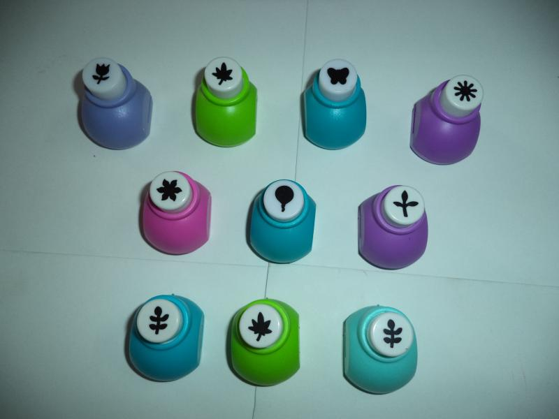 MINI PUNCHES SET 11