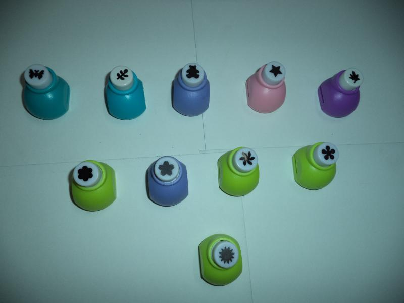 MINI PUNCHES SET 3