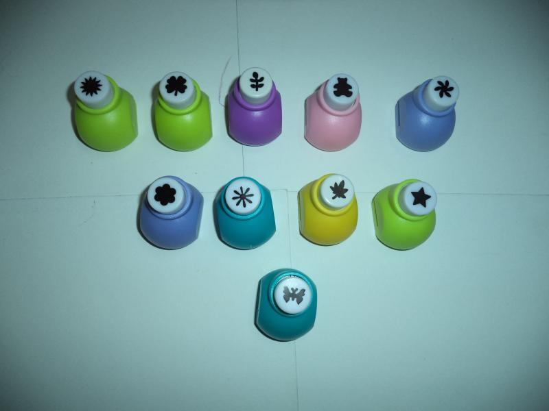 MINI PUNCHES SET 4