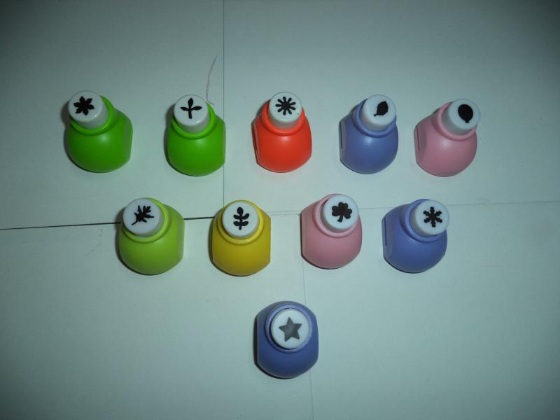 MINI PUNCHES SET 6