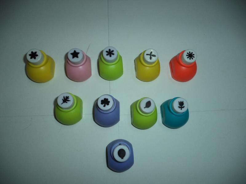 MINI PUNCHES SET 7