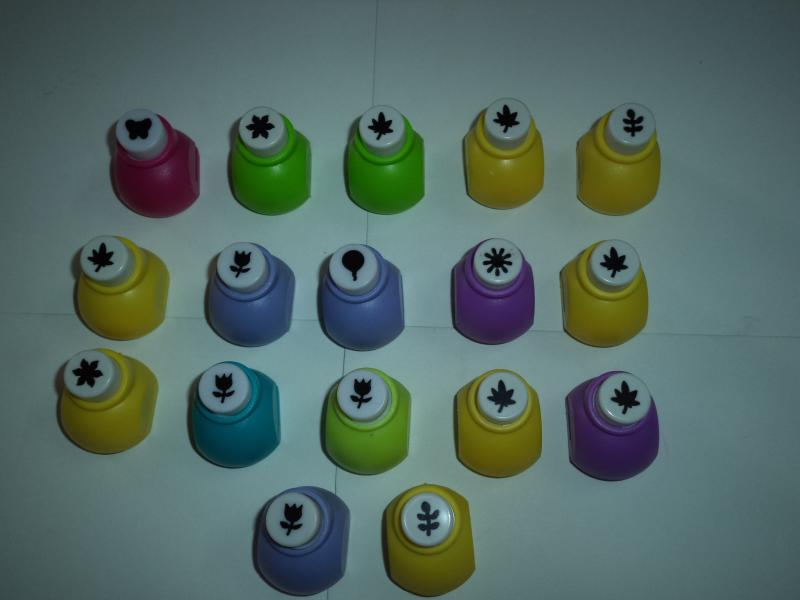 MINI PUNCHES SET 12