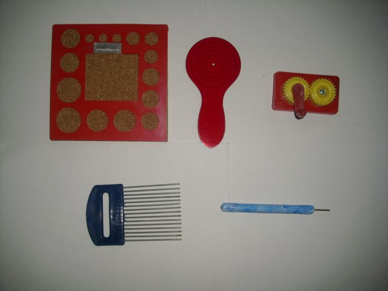 SQUARE BOARD RED,COACH,COMB,TOOL & COMB