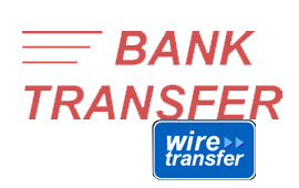 pay by bank wire