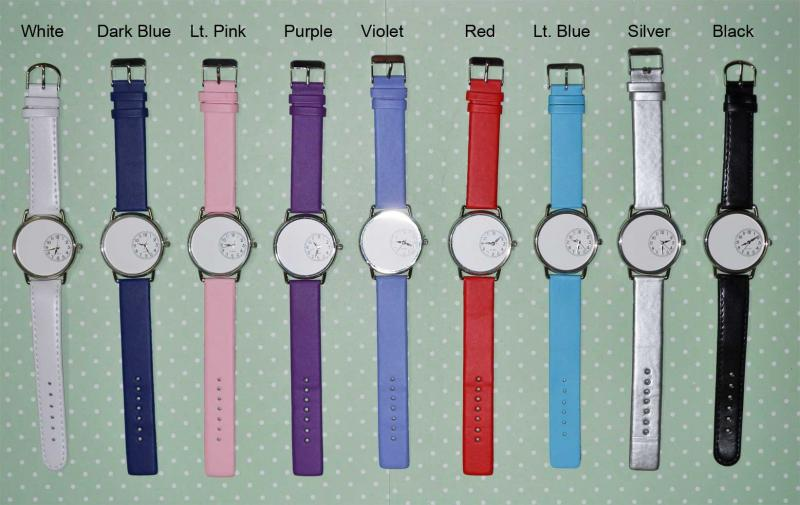 Craft Watches Color Shades